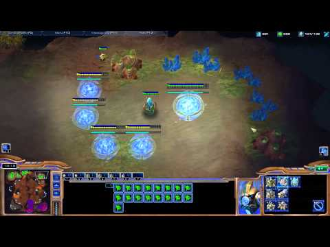 Protoss - In this multiple part tutorial, I purchase a new Starcraft 2 account and start playing from the bottom, explaining everything from the options menu, to how t...