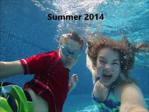 Underwater using GoPro