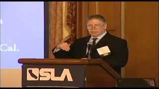 SLA Annual Meeting 2011 James Woods
