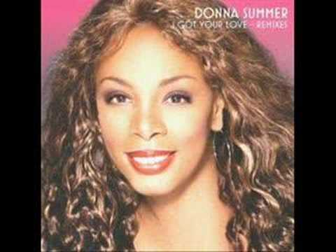 Donna Summer - I'm A Fire (NEW SONG 2008) (видео)