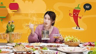 Video E41 Ms Yeah's New Year's Eve Dinner in Office -- Super Hot Pot MP3, 3GP, MP4, WEBM, AVI, FLV Maret 2019