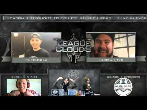 League of Clouds: Season 1 ep 19 (FINALS RD.3) - January 15, 2016