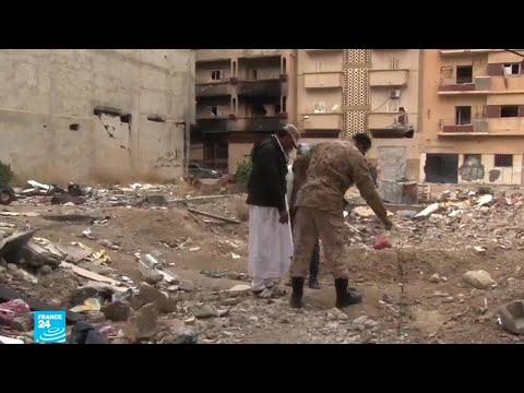 العرب اليوم - شاهد: مواطنو مدينة بنغازي يعودون من جديد إلى الحياة