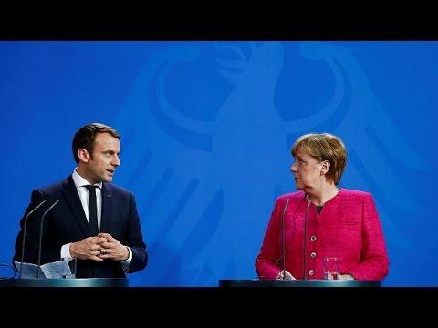 Μακρόν: Δεν είναι ταμπού τυχόν αλλαγές στις Ευρωπαϊκές Συνθήκες