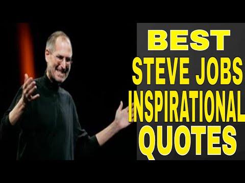 Success quotes - BEST STEVE JOBS INSPIRATIONAL  MOTIVATIONAL SUCCESS  QUOTES