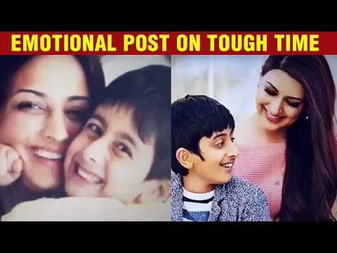 Sonali Bendre's Son EMOTIONAL POST On Fighting Tou