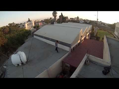 Defying Gravity – (Parkour and Free running) training day