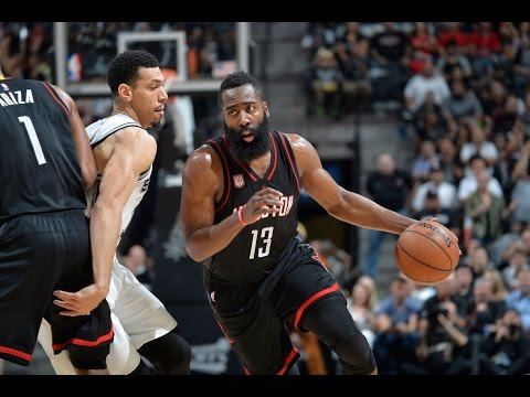 James Harden's Triple-Double (33/10/10) in Game 5
