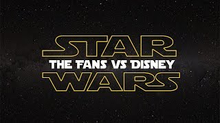 Video Star Wars: The Fans Vs Disney MP3, 3GP, MP4, WEBM, AVI, FLV Januari 2019