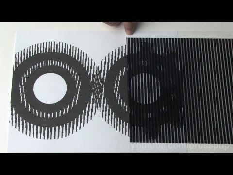 Brusspup Animated Optical Illusions