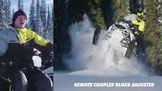 5. Ski-Doo 2019 Trail Performance Riding Gear from SkiDooOutlet.com