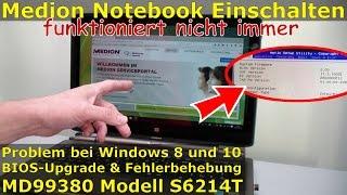 Video Medion Notebook lässt sich nicht einschalten - Einschalter defekt? - Nein - Laptop FIX Windows 10 MP3, 3GP, MP4, WEBM, AVI, FLV Juli 2018