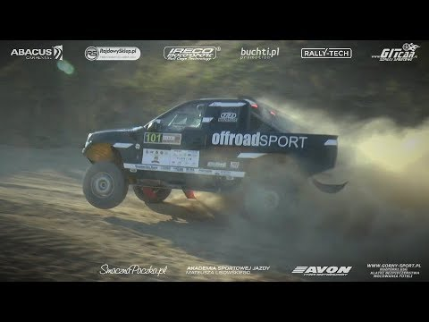 Rajd Polskie Safari 2018 - Action by MotoRecords.pl