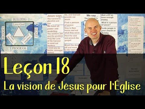 Torben Sondergaard - Pionner School 18 -La vision de Jésus pour l'Église