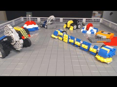 Lego Battlebots Season 4 Episode 5