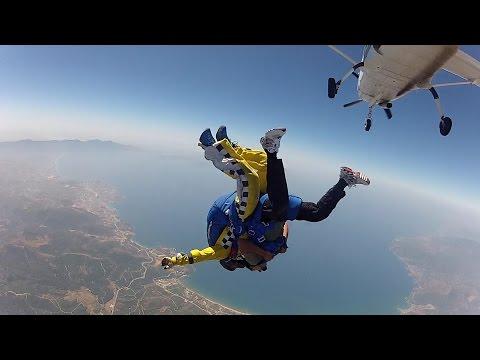 Skydive Efes - Uçaktan Atlamak