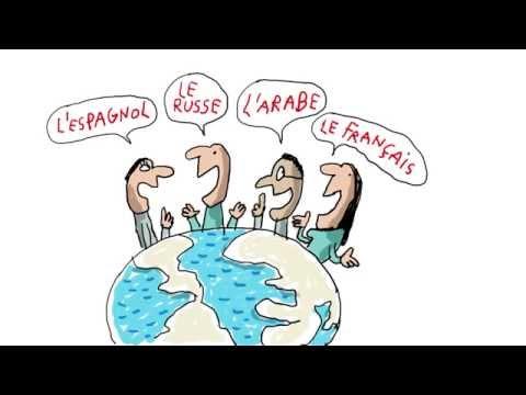 Quelles sont les langues étrangères les plus parlées dans le monde ? - 1 jour, 1 question