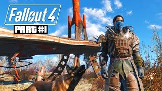 Nonton Fallout 4 Gameplay Walkthrough, Part 1 - NUCLEAR WASTELAND ADVENTURE! (Fallout 4 PC Ultra Gameplay) Film Subtitle Indonesia Streaming Movie Download