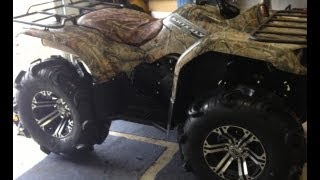 11. 2012 yamaha grizzly 350 review!!!