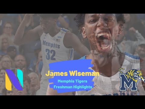 James Wiseman Memphis Tigers Freshman Highlights | POTENTIAL #1 PICK in 2020 NBA DRAFT