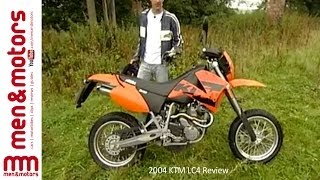 9. 2004 KTM LC4 Review