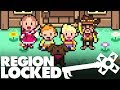 Mother 3 Nintendo 39 S Neglect Of The West  Region Locked Feat Dazz