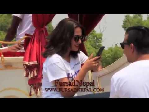 (Happy Days को बग्गी यात्रा || Priyanka Karki || Dayahang Rai || Sanjay Gupta - Duration: 15 minutes.)