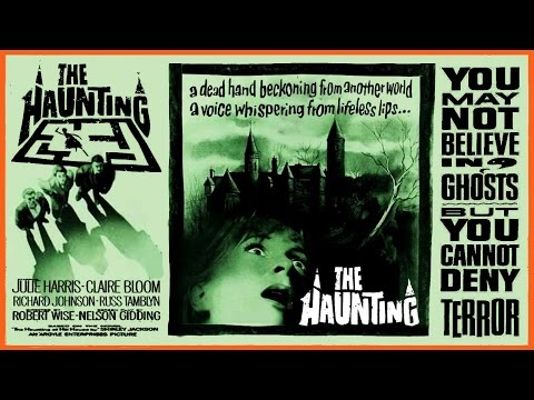 The Haunting (1963) Trailer - Color / 2:34 mins