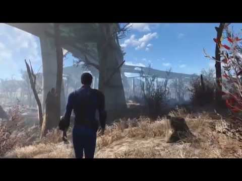 fallout 4 nuovo trailer gameplay (e3 2015)