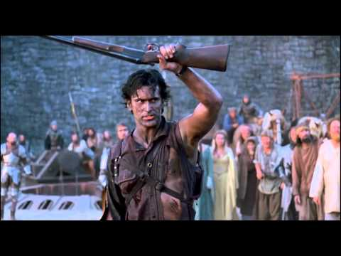 This Is My Boomstick! Ash - Evil Dead