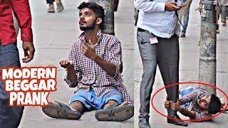 Download Video Beggar Who Speaks English | Beggar Prank | Prank In Pakistan MP3 3GP MP4