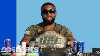 Video 10 Things UFC Champion Tyron Woodley Can't Live Without | GQ MP3, 3GP, MP4, WEBM, AVI, FLV Desember 2018