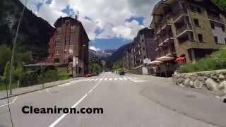 Arinsal Andorra  city images : Paseo en coche por Andorra: La Massana-Arinsal