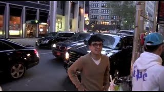 (Exclusive) Big Bang out and about on there day off in NEW YORK CITY