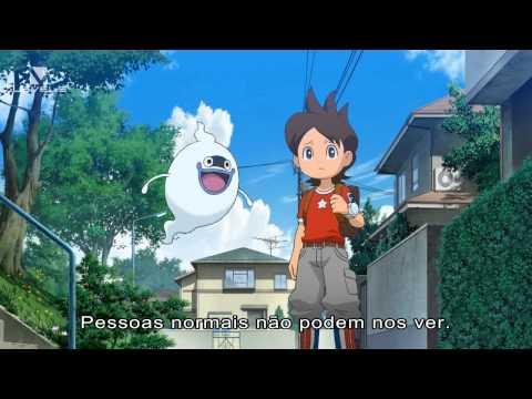 Youkai Watch, la Bande annonce 2 de l'Anime