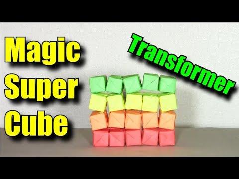 Cubo Transformer