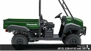 "4. 2018 Kawasaki Muleâ""¢ 4000  - Tampa Bay Powersports - Tam..."