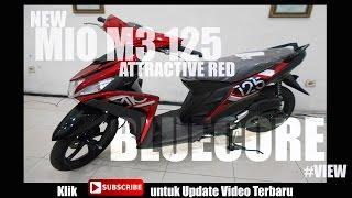 Video New Mio M3 125 Bluecore 2017  #Merah #Listbaru #View MP3, 3GP, MP4, WEBM, AVI, FLV Desember 2018