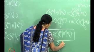 Mod-01 Lec-36 Perturbation Theory - I
