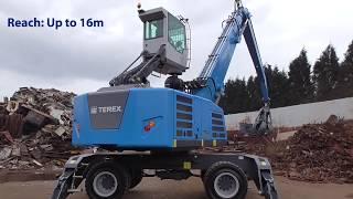 Terex Fuchs MHL350 Material Handler