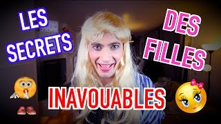 Video LES SECRETS INAVOUABLES DES FILLES - NINO ARIAL MP3, 3GP, MP4, WEBM, AVI, FLV September 2017