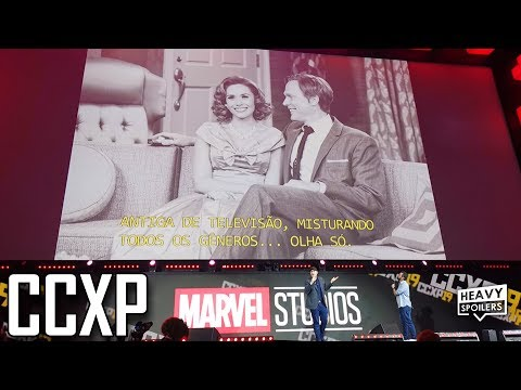 MARVEL CCXP 2019 FULL PANEL BREAKDOWN | All New Phase 4 Reveals | Black Widow + The Eternals Footage