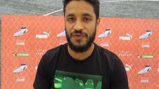 Leo, do Cruzeiro, comenta reencontro com Everton Ribeiro, hoje no Flamengo