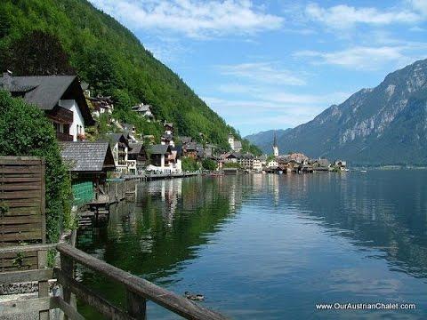 Австрия. Альпы. (видео)