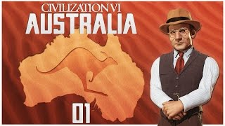 Video Civilization 6 as Australia - Episode 1 ...The Land Down Under... MP3, 3GP, MP4, WEBM, AVI, FLV April 2018