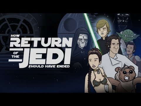 jedi - The Trilogy is complete! Enjoy HISHE's take on the final episode of the Star Wars saga, Return of the Jedi. If you want to read more about the short, you can...