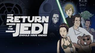 Nonton How Return Of The Jedi Should Have Ended Film Subtitle Indonesia Streaming Movie Download