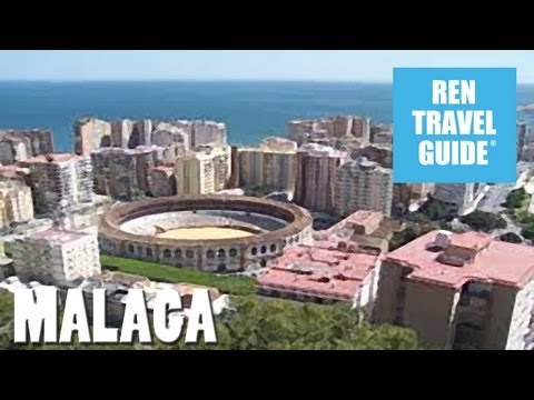 Malaga Travel Guide – Must See Attractions