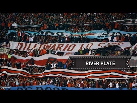 TODOS LOS DOMINGOS + TODO LO QUE YO VIVI - River Plate vs Deportivo Independiente Medellín - Los Borrachos del Tablón - River Plate - Argentina - América del Sur