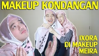 Video IXORA DI MAKEUP MEIRA BUAT KONDANGAN MP3, 3GP, MP4, WEBM, AVI, FLV Januari 2019
